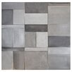 "EliteTile Civil 8"" x 8"" Ceramic Field Tile in Cement"