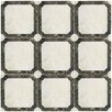 EliteTile Martius 17.75'' x 17.75'' Ceramic Field Tile in Grey