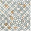 "EliteTile Illica 7.75"" x 7.75"" Ceramic Field Tile in Multi"