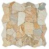 """EliteTile Atticas 17.75"""" x 17.75"""" Ceramic Field Tile in Beige"""