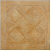 "EliteTile Arno 17.75"" x 17.75"" Ceramic Field Tile in Beige"