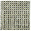 EliteTile Morgan Porcelain Mosaic Tile in Gray