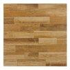"""EliteTile Prospero 17.75"""" x 17.75"""" Ceramic Wood Tile in Brown"""