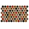 "EliteTile Genoa 9"" x 5.5"" Porcelain Field Tile in Brown"