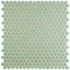 EliteTile Astraea Porcelain Mosaic Tile in Mint