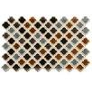 "EliteTile Abelardo 5.5"" x 9"" Porcelain Field Tile in Brunatto"