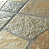 """EliteTile Isola 17.38"""" x 17.38"""" Porcelain Floor and Wall Tile in Brown"""