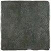 """EliteTile Diego 7.75"""" x 7.75"""" Ceramic Field Tile in Grafito"""