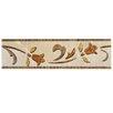 "EliteTile Playa 11.75"" x 3.125"" Listello Wall Trim Tile in Beige"
