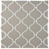 "EliteTile Retro Lantern 3.06"" x 2.87"" Porcelain Mosaic Floor and Wall Tile in Gray"