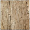 "EliteTile Padua 12.5"" x 12.5"" Ceramic Floor and Wall Tile in Brown"