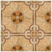 "EliteTile Nile 17.625"" X 17.625"" Ceramic Floor and Wall Tile"