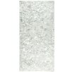 "EliteTile Nautila 23.75"" x 11.75"" Panorama Glass Accent Tile in Opaline"
