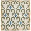 "EliteTile Arquivo 4.875"" X 4.875"" Ceramic Floor and Wall Tile in Khazana"