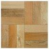 "EliteTile Cobi 12.5"" x 12.5"" Ceramic Wood Tile in Cerezo"