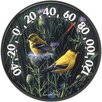 Accurite Audubon Collecting Indoor / Outdoor Goldfinches II Thermometer