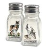 American Expedition Wolf Salt and Pepper Shaker