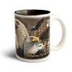 American Expedition Bald Eagle Collage Coffee Mug
