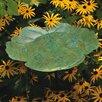 Greenleaf Birdbath - Ancient Graffiti Bird Baths
