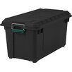 Remington 21.8 Gallon Weathertight Storage Tote (Set of 4)