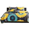 Mi Zone Alice 3 Piece Coverlet Set