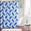Mi Zone Billie Polyester Shower Curtain