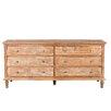 Wildon Home ® Wilhelmina 6 Drawer Dresser