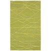 Liora Manne Seville Hand-Tufted Green Area Rug