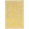 Liora Manne Terrace Yellow Indoor/Outdoor Area Rug