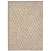 Liora Manne Wooster Hand-Tufted Neutral Indoor/Outdoor Area Rug