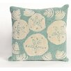 Liora Manne Frontporch Shell Toss Throw Pillow