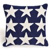 Liora Manne Frontporch Stars Throw Pillow