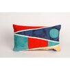 Liora Manne Visions II Flags Lumbar Pillow