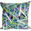 Liora Manne Visions II Pick Up Sticks Throw Pillow