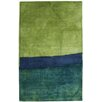 Liora Manne Piazza Hand-Tufted Green Area Rug
