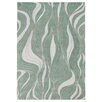 Liora Manne Roma Hand-Tufted Green Area Rug