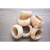 Couleur Nature Bamboo Napkin Ring (Set of 7)