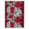 Vallila Elle Red Area Rug