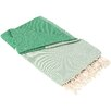 Nine Space Fouta Aegean Cotton 2 Piece Towel Set