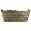 Zentique Inc. Large French Market Rectangle Basket