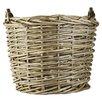 Zentique Inc. Large French Market Round Basket