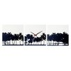 Karlsson Identity Beach Skyline Wall Clock