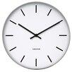 Karlsson 37cm Station Classic Wall Clock