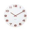 Karlsson Living 35cm Vintage Wall Clock