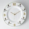 Kolarz Nonna 33 cm Duck Wall Clock