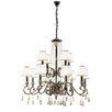 Kolarz Sherwood 12 Light Candle Chandelier