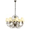 Kolarz Tiziana 8 Light Candle Chandelier