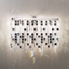 Kolarz Prisma Stretta 3 Light Wall Light