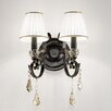 Kolarz Sherwood 2 Light Wall Sconce