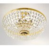 Kolarz Valerie 8 Light Semi-Flush Mount